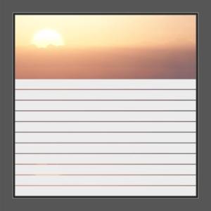 Motiv Streifen auf Fensterfolien