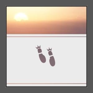 Motiv Schuster oder Schuhe auf Fensterfolie
